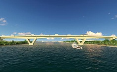 Xây hai cây cầu trọng điểm kết nối Hải Phòng với Hải Dương