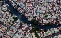 Nguy cơ ngập lụt tại TP.HCM có thể tăng 10 lần cho đến 2050