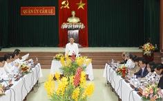 Đà Nẵng tạm đình chỉ công tác trưởng Ban tổ chức quận ủy Cẩm Lệ