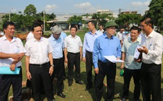 Bí thư Thành ủy: Huyện Bình Chánh có muốn chấm dứt xây không phép hay muốn 'sống chung' với nó?