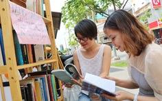Uống cà phê trả bằng sách tại Sài Gòn