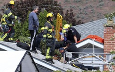 Máy bay không quân Canada rơi khi trình diễn cổ động giữa dịch COVID-19