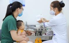 Tiêm bổ sung vắcxin bị trễ lịch