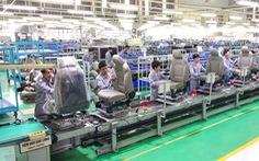 Thaco gia tăng xuất khẩu linh kiện ghế ôtô