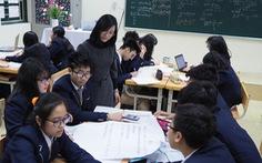 Học sinh trung học có thể lấy điểm kiểm tra từ bài thực hành, thuyết trình