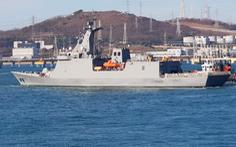 Philippines nhận tàu tên lửa mới đầu tiên sau hàng chục năm xài đồ cũ