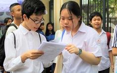 Hà Nội chốt thi tuyển sinh lớp 10 vào ngày 17 và 18-7