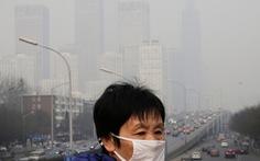 Ô nhiễm không khí tăng trở lại ở Trung Quốc sau thời gian phong tỏa