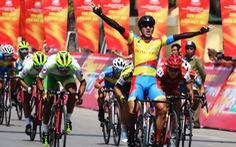 Nguyễn Tấn Hoài thắng chặng đầu tiên