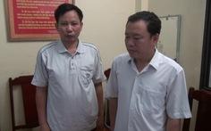 Bắt bí thư đảng ủy xã và cán bộ địa chính lạm quyền khi thi hành công vụ