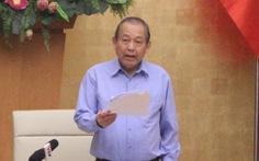 Cải cách hành chính: Bộ GTVT cuối bảng, Quảng Ninh dẫn đầu