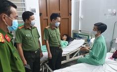 Đề xuất khen thưởng 5 cá nhân, 1 tập thể tham gia chữa cháy ở KCX Tân Thuận