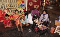 Xóm trọ nghèo mùa dịch: Những ngày khó khăn