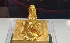 Bảo tàng Cổ vật cung đình Huế triển lãm tư liệu, kỷ vật của hoàng đế Gia Long