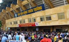 Sân Thiên Trường mở cửa cho 10.000 khán giả đến xem trận Nam Định - Hoàng Anh Gia Lai