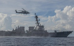 Mỹ: Trung Quốc đang thách thức quân đội Mỹ trên Biển Đông trong dịch COVID-19