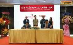 Tập đoàn sơn Jotun và Nam Long chính thức ký kết hợp tác chiến lược