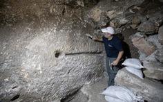 Phát lộ nhiều căn phòng cổ dưới lòng đất tại Jerusalem