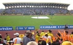 Nhiều tỉnh cho phép các sân vận động mở cửa đón khán giả