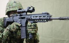 Nhật trang bị súng trường mới cho lính đối phó Trung Quốc trên biển Hoa Đông