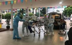 Đã chuyển bệnh nhân phi công người Anh sang Bệnh viện Chợ Rẫy