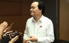 Bộ trưởng Phùng Xuân Nhạ: Chủ tịch tỉnh kiêm hiệu trưởng chỉ nên là giải pháp tình thế
