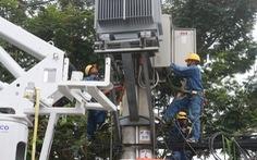 EVNHCMC khẩn trương thi công các công trình chống quá tải điện