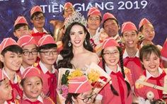 Hoa hậu đại sứ du lịch thế giới 2018 Phan Thị Mơ: Thời điểm lý tưởng để khám phá Việt Nam