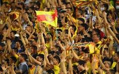 Mơ không khí cuồng nhiệt này ở V-League