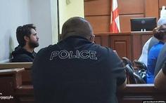 Tay vợt Nikoloz Basilashvili bị bắt vì tội đánh vợ cũ