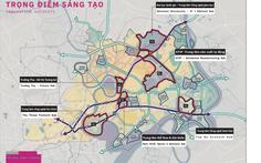 Điều chỉnh quy hoạch 3 khu vực thuộc Khu đô thị sáng tạo