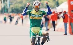 Trần Tuấn Kiệt chiến thắng vòng đua TP Tam Kỳ