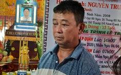 Cha học sinh tử vong do cây đổ: 'Phép mầu không đến với con'