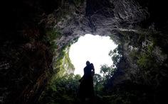 Tìm thấy lối ra hố sụt Kong huyền bí ở Phong Nha - Kẻ Bàng