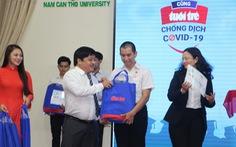 150 suất học bổng 'Tiếp sức đến trường' đặc biệt đầu tiên mùa COVID-19
