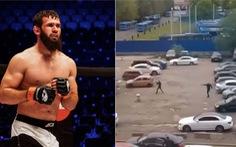 Võ sĩ MMA bị bắt vì đấu súng trên đường phố Moscow