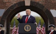 Ông Trump lại gọi 'Virus Trung Quốc' trên mạng xã hội