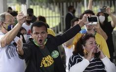 Truyền thông Brazil tẩy chay Tổng thống Bolsonaro vì bị quấy rối