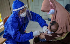 Hơn 140 trẻ em Indonesia chết vì virus corona