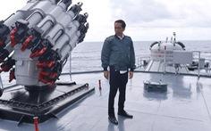Indonesia gửi công hàm lên Liên Hiệp Quốc phản đối 'đường 9 đoạn' của Trung Quốc