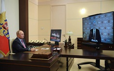 Tổng thống Putin: Matxcơva đã tránh được 'kịch bản xấu nhất' do COVID-19