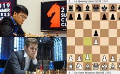 Tour cờ vua online: Ngồi nhà thi đấu kiếm triệu USD