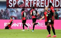 Đánh rơi chiến thắng trước Hertha Berlin, RB Leipzig cạn hi vọng vô địch