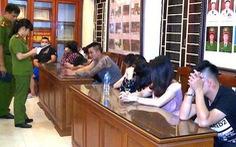 Khởi tố cựu cảnh sát giao thông nghi tổ chức sử dụng ma túy