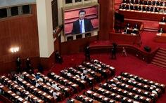 Đại biểu Quốc hội Trung Quốc kiến nghị không dịch tiếng Anh tại họp báo
