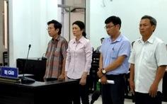 Phó chủ tịch thành phố Nha Trang Lê Huy Toàn và các bị cáo được hưởng án treo