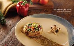 Hum Vegetarian ra mắt dịch vụ giao món tận nơi