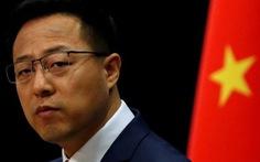 Sau ông Trump, đến phát ngôn viên Bộ Ngoại giao Trung Quốc bị Twitter gắn mác cảnh báo