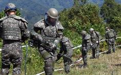 Hàn Quốc, Triều Tiên nổ súng qua lại gần chốt an ninh trong khu DMZ