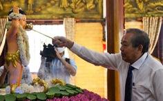 Phó thủ tướng Trương Hòa Bình chúc mừng đại lễ Phật đản tại TP.HCM